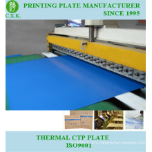 Long Press Run CTP Plate